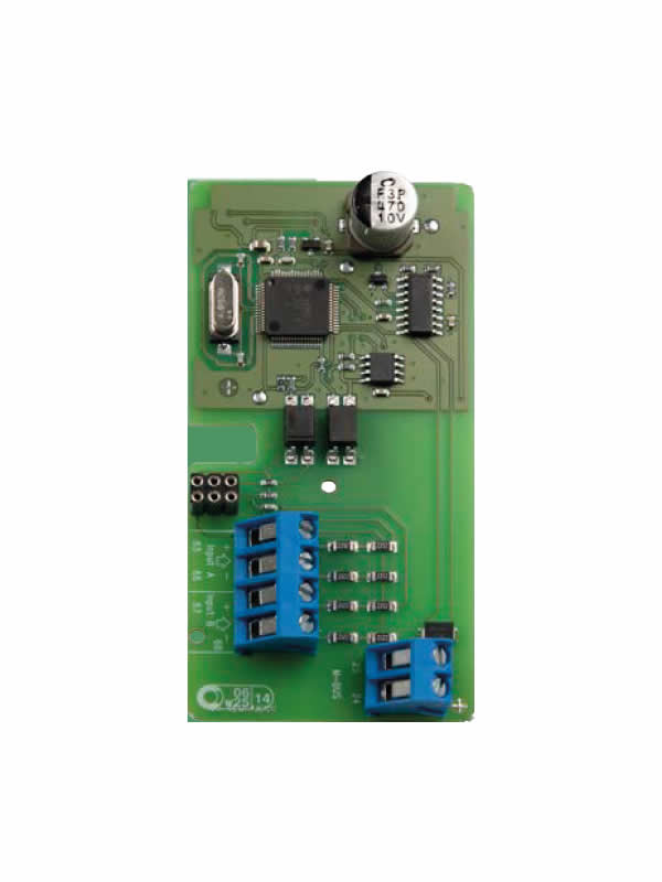 M-Bus module for MULTICAL® 601/602 with alternative registers
