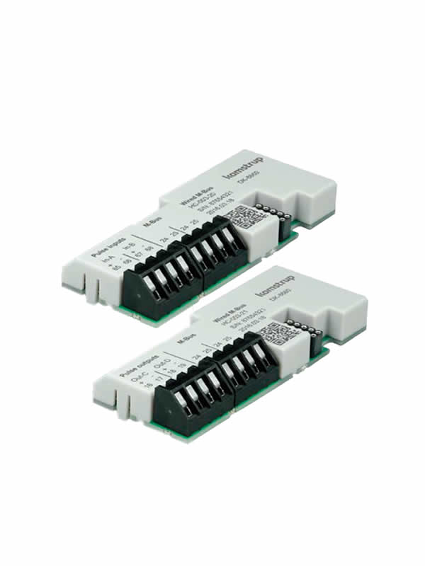 Wired M-Bus Modules for MULTICAL® 403