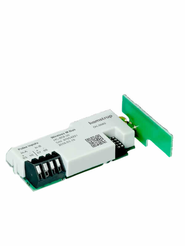 Wireless M-Bus module for MULTICAL® 403